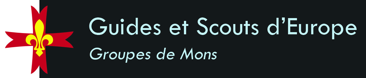 Guides et Scouts d'Europe - Groupes de Mons